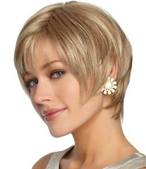 Best ideas about Hairstyle For Short Fine Hair . Save or Pin Womens Short Hairstyles for Thin Hair Now.
