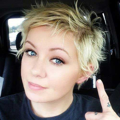 Best ideas about Hairstyle For Short Fine Hair . Save or Pin 15 Short Haircuts for Fine Straight Hair Now.
