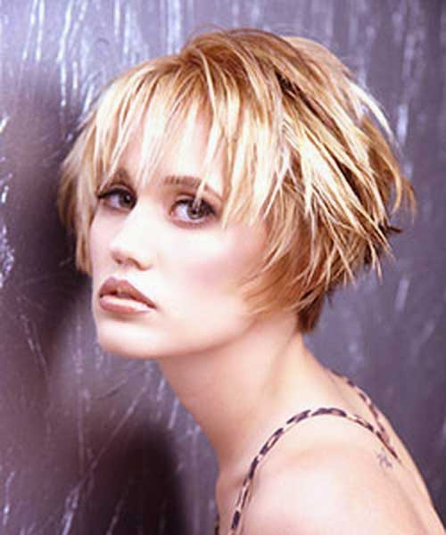 Best ideas about Hairstyle For Short Fine Hair . Save or Pin 30 Easy Short Hairstyles for Women Now.