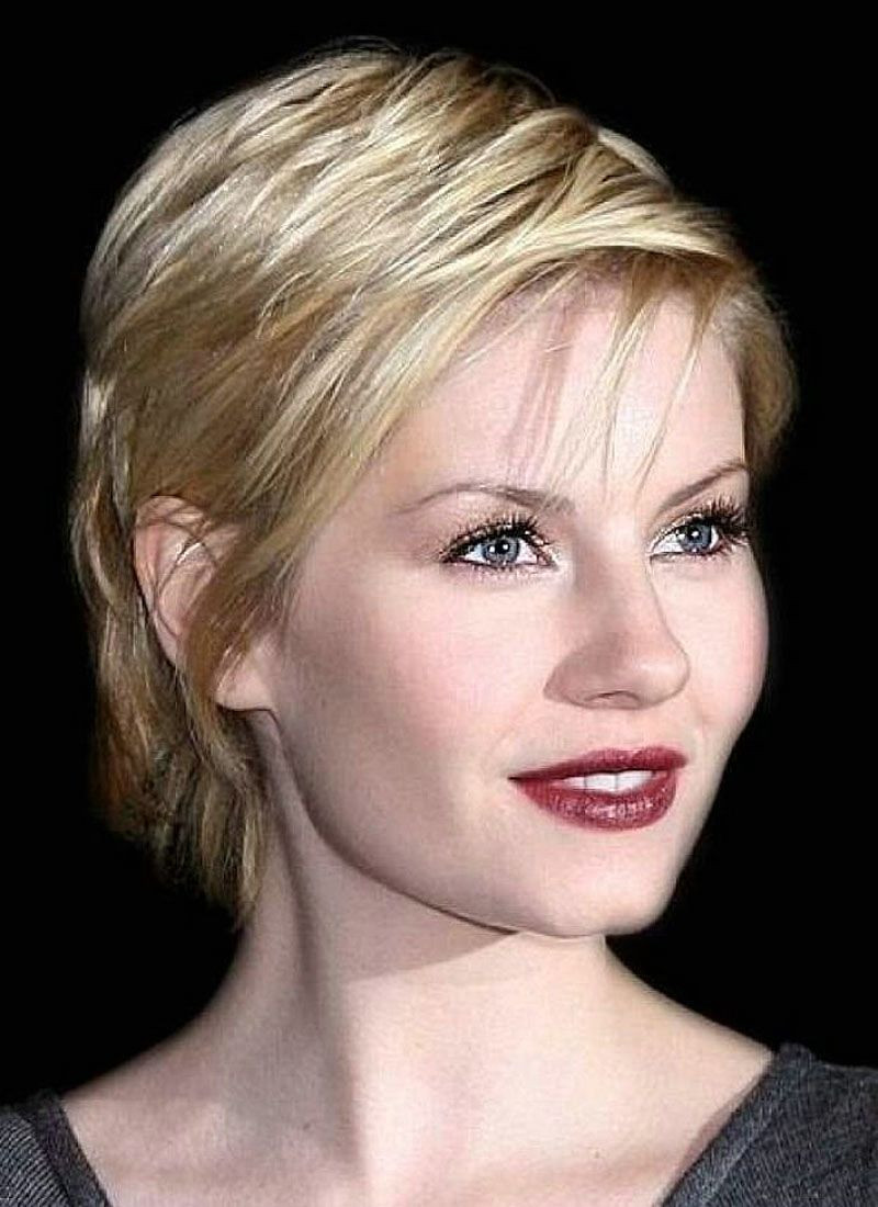 Best ideas about Hairstyle For Short Fine Hair . Save or Pin Capelli over 40 Trenta tagli per ringiovanire Clicca qui Now.