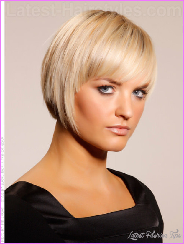 Best ideas about Hairstyle For Short Fine Hair . Save or Pin Short haircuts for thin hair Now.