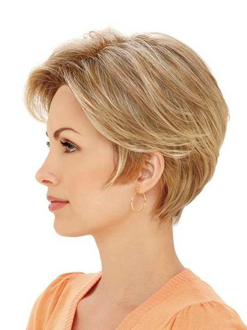 Best ideas about Hairstyle For Short Fine Hair . Save or Pin Short hairstyles for fine hair Short and Cuts Hairstyles Now.