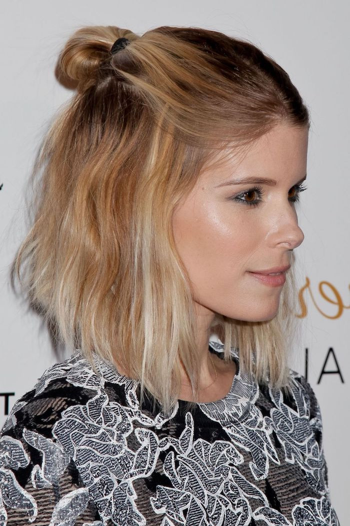 Best ideas about Hairstyle Ideas For Medium Hair . Save or Pin 1001 Ideas for Stunning Medium and Short Hairstyles For Now.