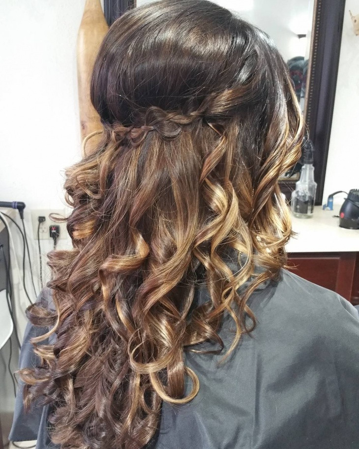 Best ideas about Hairstyle Ideas For Medium Hair . Save or Pin 44 Prom Haircut Ideas Designs Hairstyles Now.