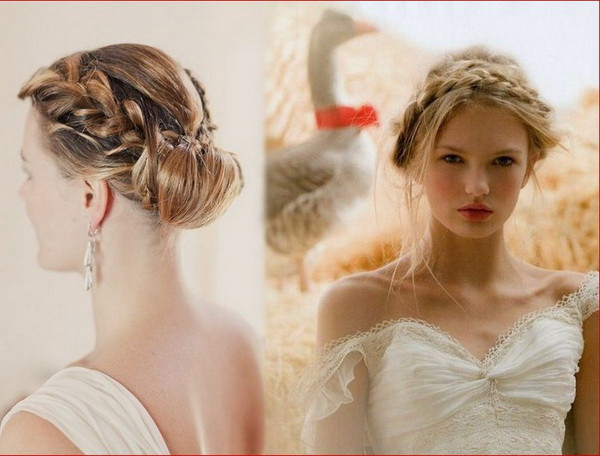Best ideas about Hairstyle Ideas For Medium Hair . Save or Pin Wedding Hairstyles for Short Hair Romantic and Stylish Now.