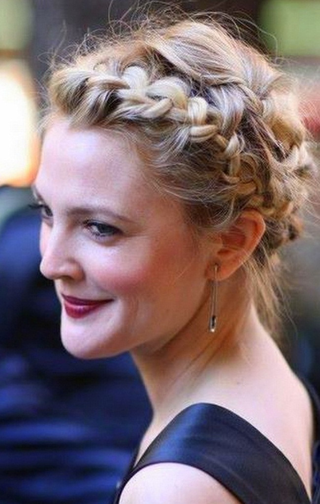 Best ideas about Hairstyle Ideas For Medium Hair . Save or Pin Quick And Easy Party Hairstyles For Medium Hair At Home Now.