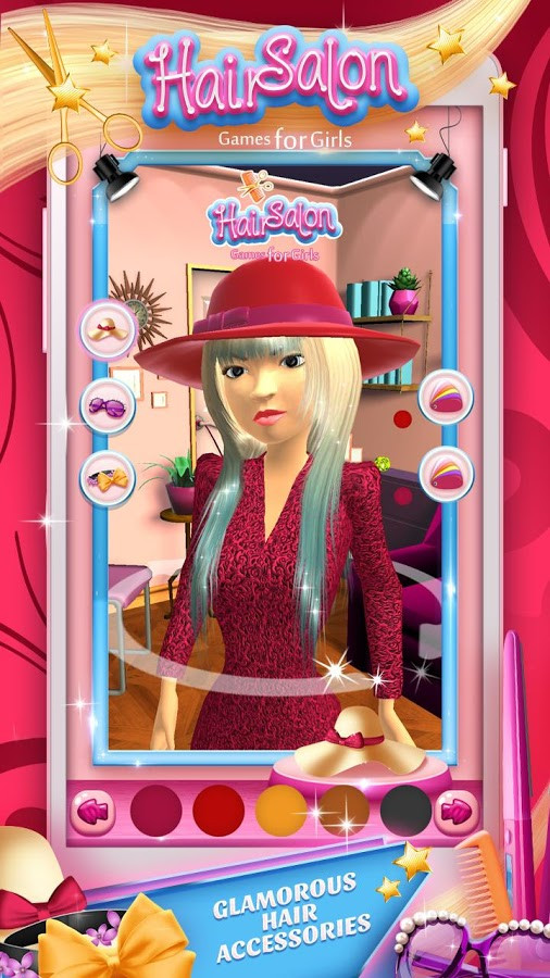 Best ideas about Hairstyle Salon Games For Girls . Save or Pin Hair Salon Games For Girls Android Apps on Google Play Now.