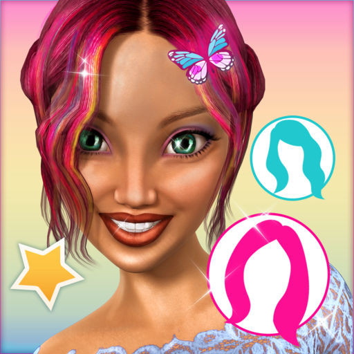 Best ideas about Hairstyle Salon Games For Girls . Save or Pin Cute Hairstyles for Girls Virtual Hair Salon Makeover Now.
