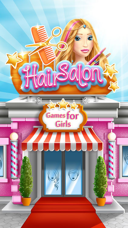 Best ideas about Hairstyle Salon Games For Girls . Save or Pin Gallery Hair Salons Games For Girls best games resource Now.