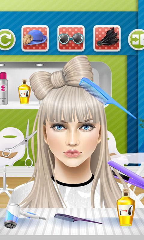 Best ideas about Hairstyle Salon Games For Girls . Save or Pin Hair Styling Games For Girls best games resource Now.