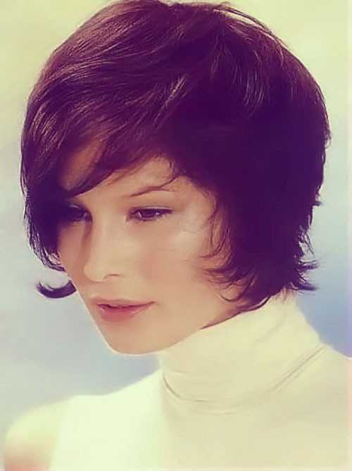 Best ideas about Hairstyles Cuts For Girls . Save or Pin 2013 Trendy Short Haircuts for Women Now.