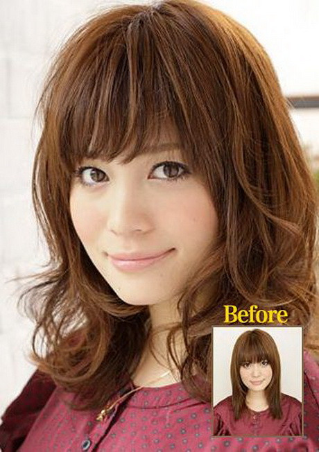 Best ideas about Hairstyles Cuts For Girls . Save or Pin Cool medium haircuts for women Now.