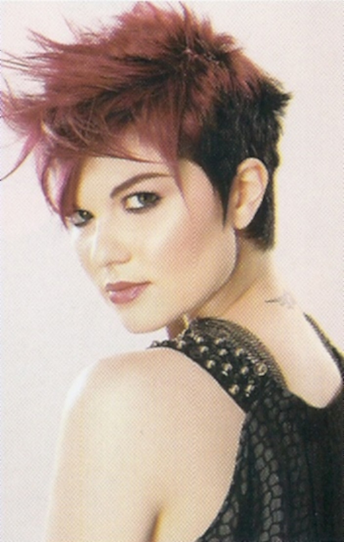 Best ideas about Hairstyles Cuts For Girls . Save or Pin Edgy short hairstyles Now.
