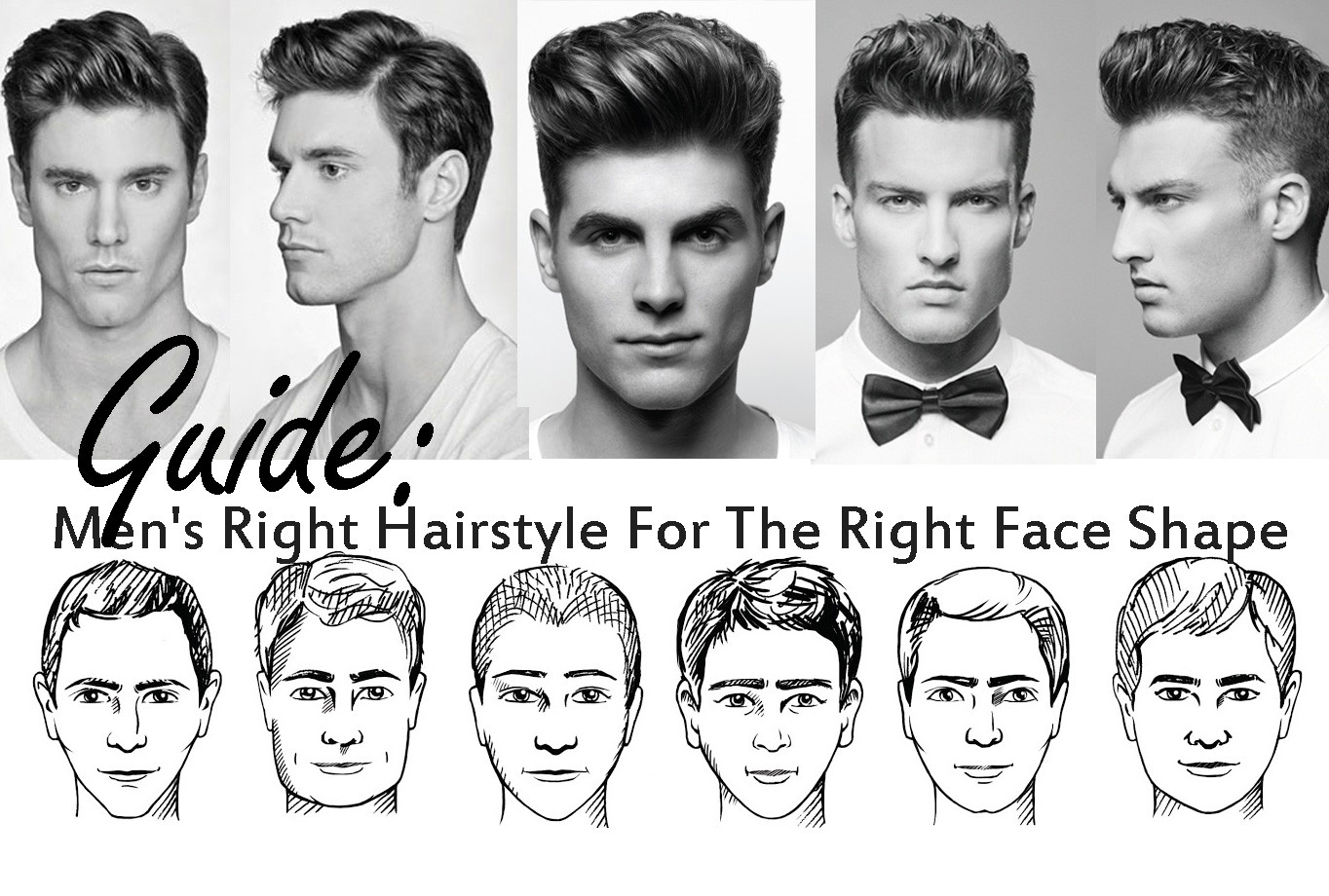 Best ideas about Hairstyles For Face Shapes Male . Save or Pin Styles for Men Chart New Medium Hairstyles Now.