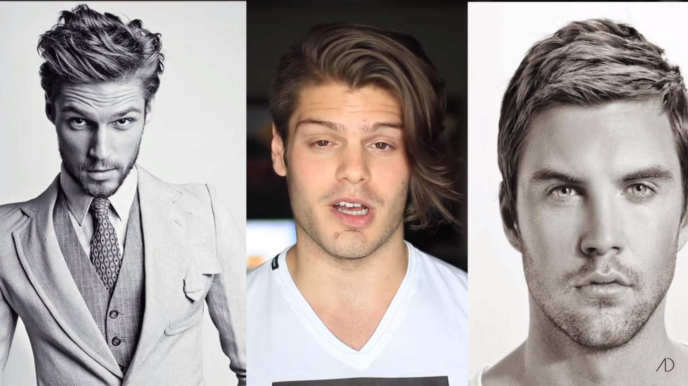 Best ideas about Hairstyles For Face Shapes Male . Save or Pin Diamond Head Shape Hairstyles Now.