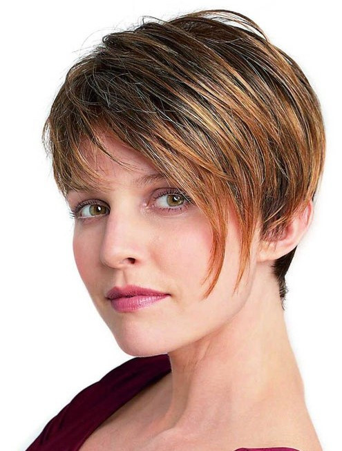 Best ideas about Hairstyles For Short Thick Hair . Save or Pin Short Hairstyles for Women Thick Hair PoPular Haircuts Now.