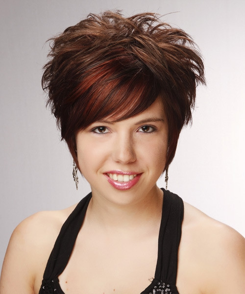 Best ideas about Hairstyles For Short Thick Hair . Save or Pin 30 y Short Hairstyles For Thick Hair Now.