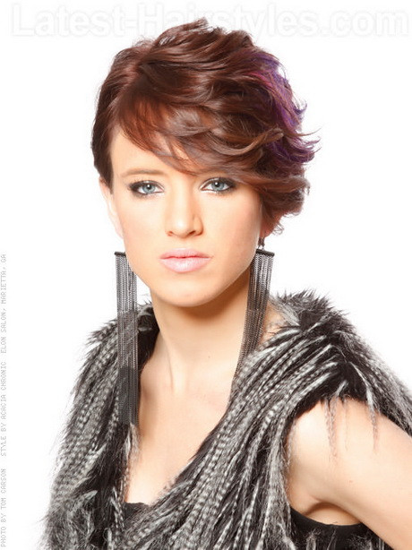 Best ideas about Hairstyles For Short Thick Hair . Save or Pin Hairstyles for short curly thick hair Now.