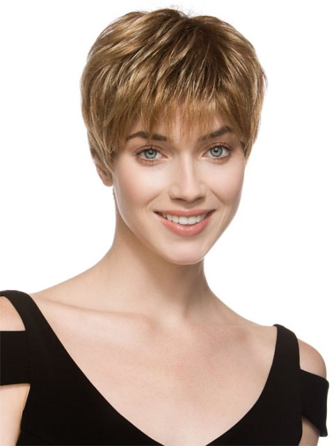 Best ideas about Hairstyles For Short Thick Hair . Save or Pin 16 Short Hairstyles for Thick Hair Now.