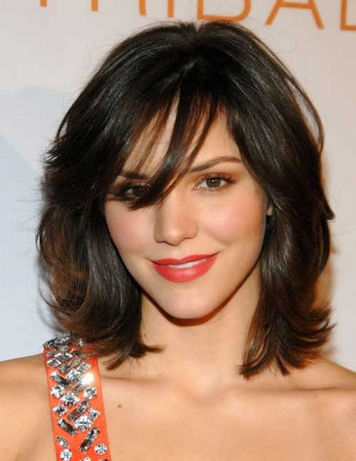 Best ideas about Hairstyles For Thick Curly Hair . Save or Pin Haircuts for Medium Thick Hair Now.