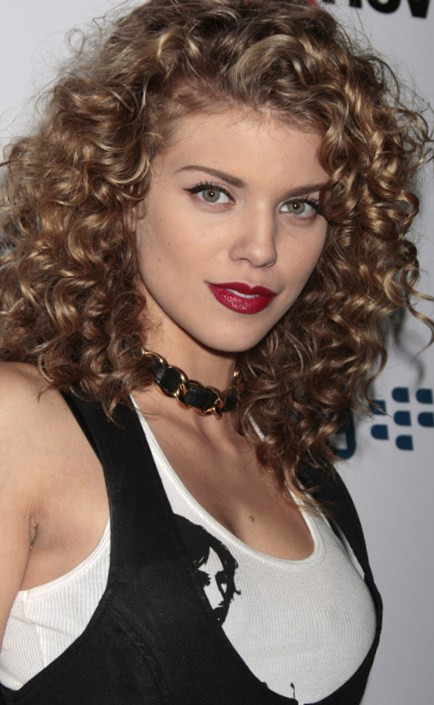 Best ideas about Hairstyles For Thick Curly Hair . Save or Pin Hairstyles for Women Who Have Thick Curly Hair Now.