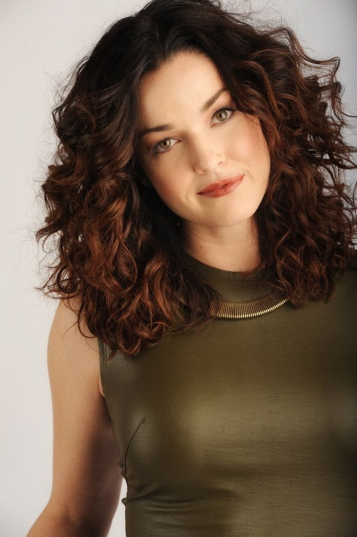 Best ideas about Hairstyles For Thick Curly Hair . Save or Pin Curly Hairstyles Thick Hair Now.