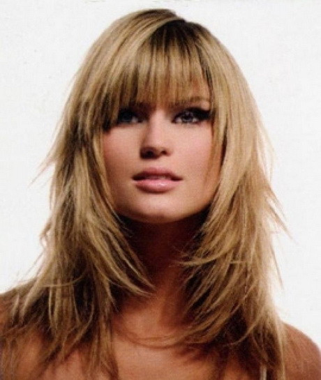 Best ideas about Hairstyles For Thinning Long Hair . Save or Pin Long haircuts for thin hair Now.