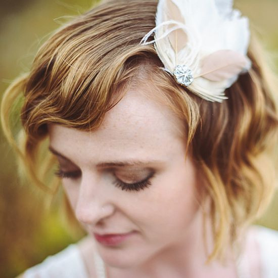 Best ideas about Hairstyles For Wedding Short Hair . Save or Pin 59 Stunning Wedding Hairstyles for Short Hair 2017 Now.