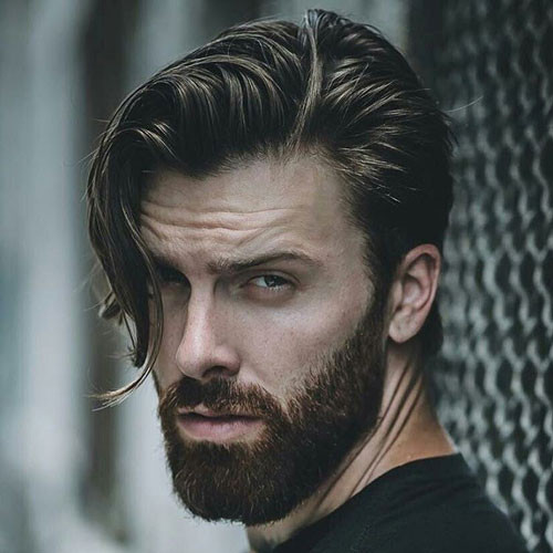 Best ideas about Hairstyles For Widows Peak Male . Save or Pin 17 Best Widow s Peak Hairstyles For Men Now.
