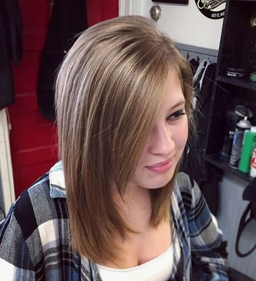 Best ideas about Hairstyles Teenagers Girls . Save or Pin 40 Stylish Hairstyles and Haircuts for Teenage Girls Now.