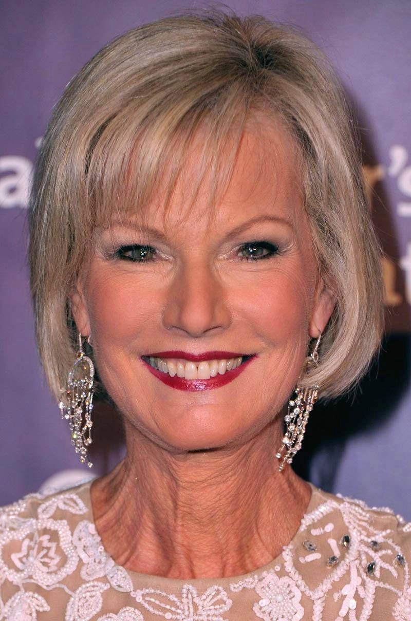 Best ideas about Hairstyles Women Over 50 . Save or Pin Hairstyles For Women Over 50 With Fine Hair Fave HairStyles Now.