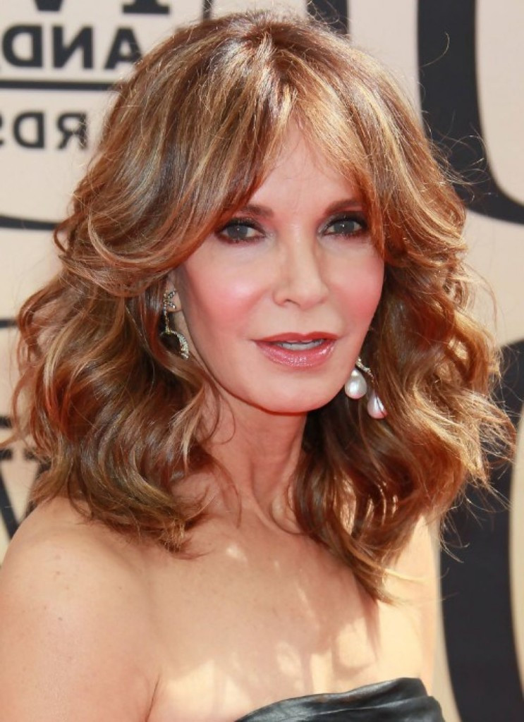 Best ideas about Hairstyles Women Over 50 . Save or Pin Top 12 Interesting Long Hairstyles For Women Over 50 Now.
