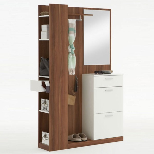 Best ideas about Hall Storage Cabinet . Save or Pin 60 Mudroom and Hallway Storage Ideas to Apply Now.