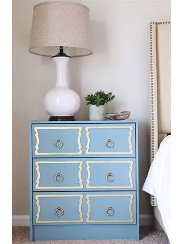 Best ideas about Hand Painted Furniture Ideas . Save or Pin Beautiful Bedroom Decorating Ideas with Hand Painted Now.