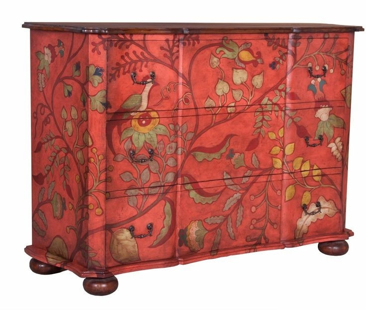 Best ideas about Hand Painted Furniture Ideas . Save or Pin Hand Painted Furniture Now.