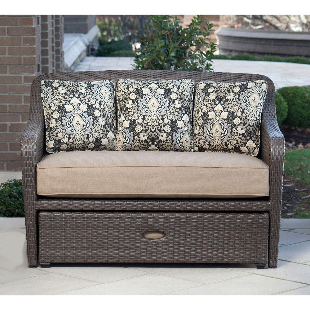 Best ideas about Hanover Outdoor Furniture . Save or Pin Amazon Hanover Outdoor Furniture 2 Piece Langdon Now.