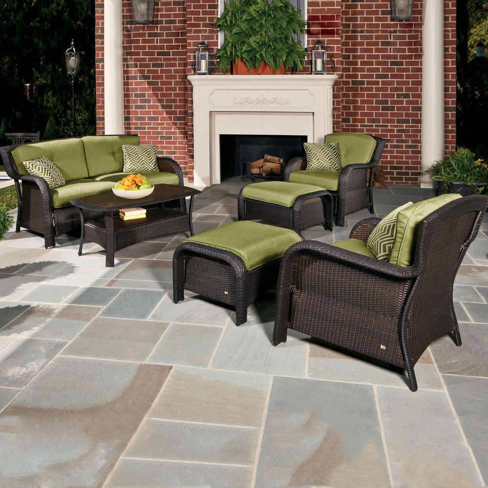 Best ideas about Hanover Outdoor Furniture . Save or Pin Hanover Outdoor Furniture STRATHMERE6PC Strathmere 6 Piece Now.
