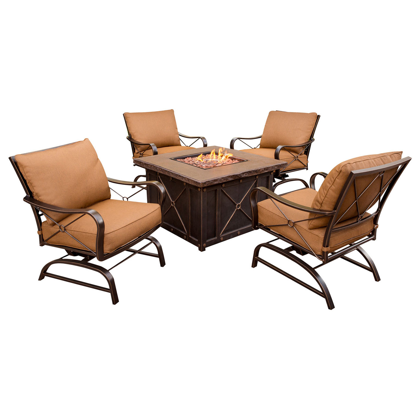 Best ideas about Hanover Outdoor Furniture . Save or Pin Hanover Outdoor Furniture SUMMRNGHT5PC Summer Night 5 Now.