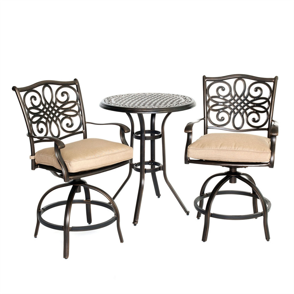 Best ideas about Hanover Outdoor Furniture . Save or Pin Hanover Outdoor Furniture TRADDN3PCSW BR Traditions 3 Now.
