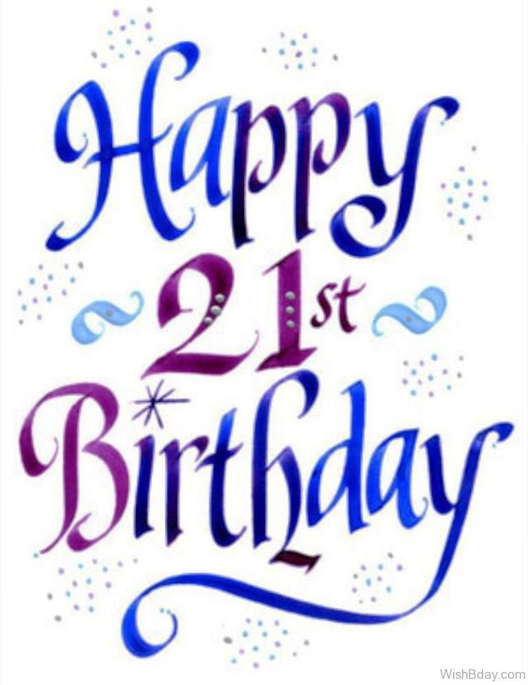 Best ideas about Happy 21st Birthday Wishes . Save or Pin 67 21th Birthday Wishes For Daughter Now.