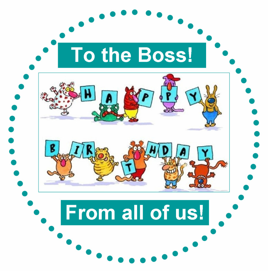 Best ideas about Happy Birthday Boss Funny . Save or Pin Happy Birthday Boss Funny Quotes QuotesGram Now.