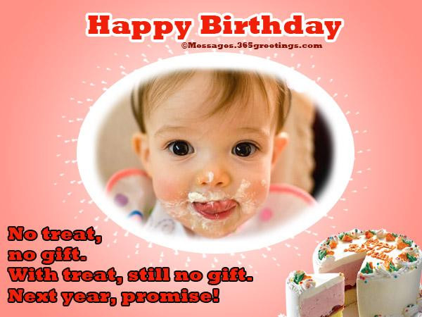 Best ideas about Happy Birthday Girl Funny . Save or Pin Funny Birthday Messages Wishes and Greetings Now.