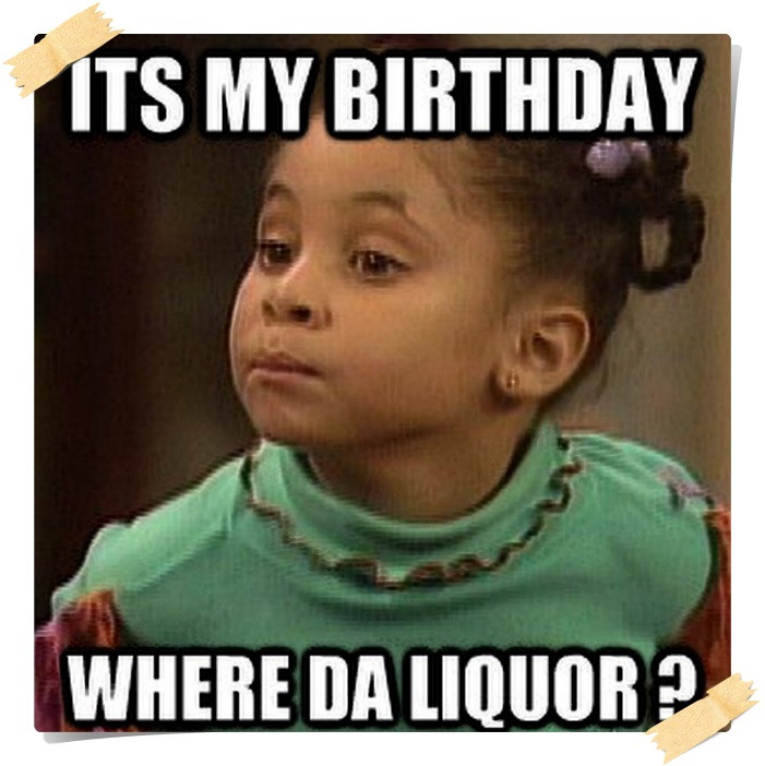 Best ideas about Happy Birthday Girl Funny . Save or Pin Happy Birthday To Me Memes and Funny Quotes Love Memes Now.