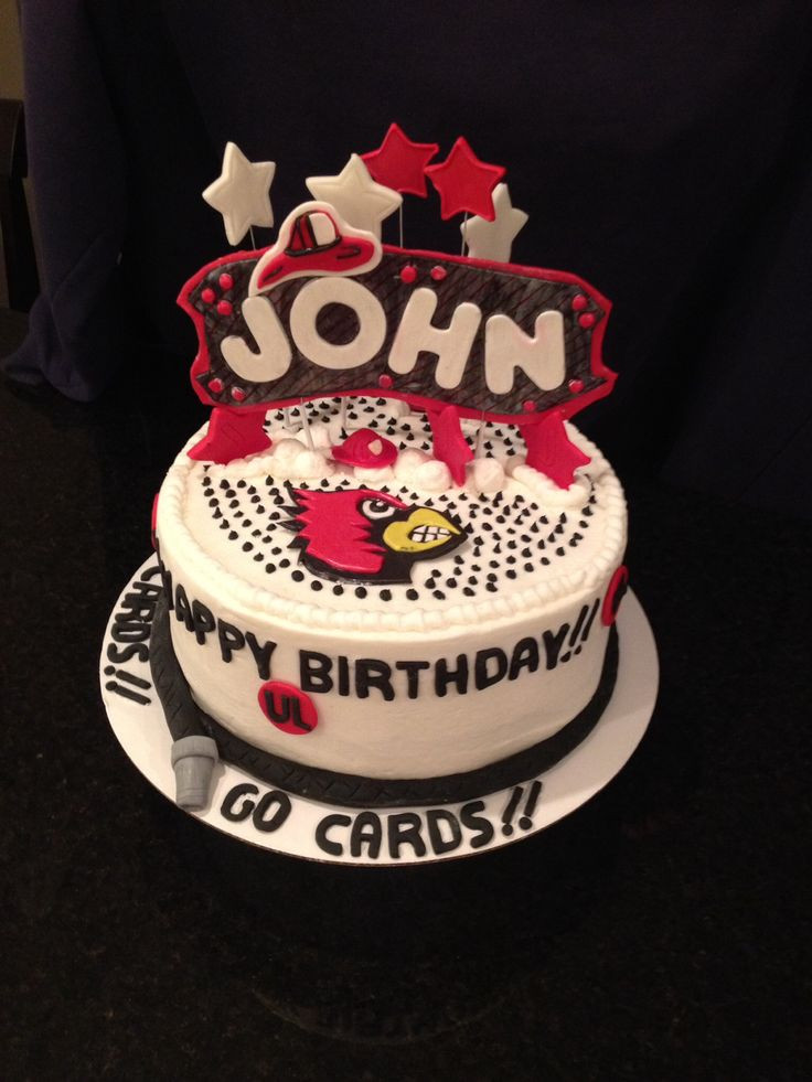 Best ideas about Happy Birthday John Cake . Save or Pin Happy Birthday John our favorite fireman Now.