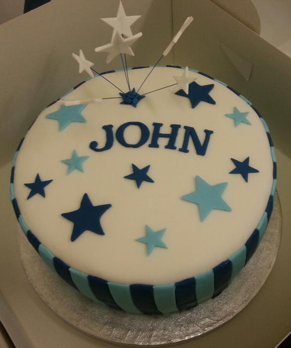 Best ideas about Happy Birthday John Cake . Save or Pin Gloriauscakes Now.