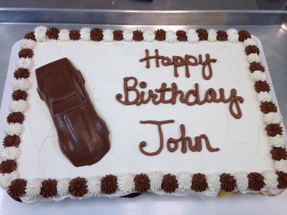 Best ideas about Happy Birthday John Cake . Save or Pin Cupcake Cakes Now.