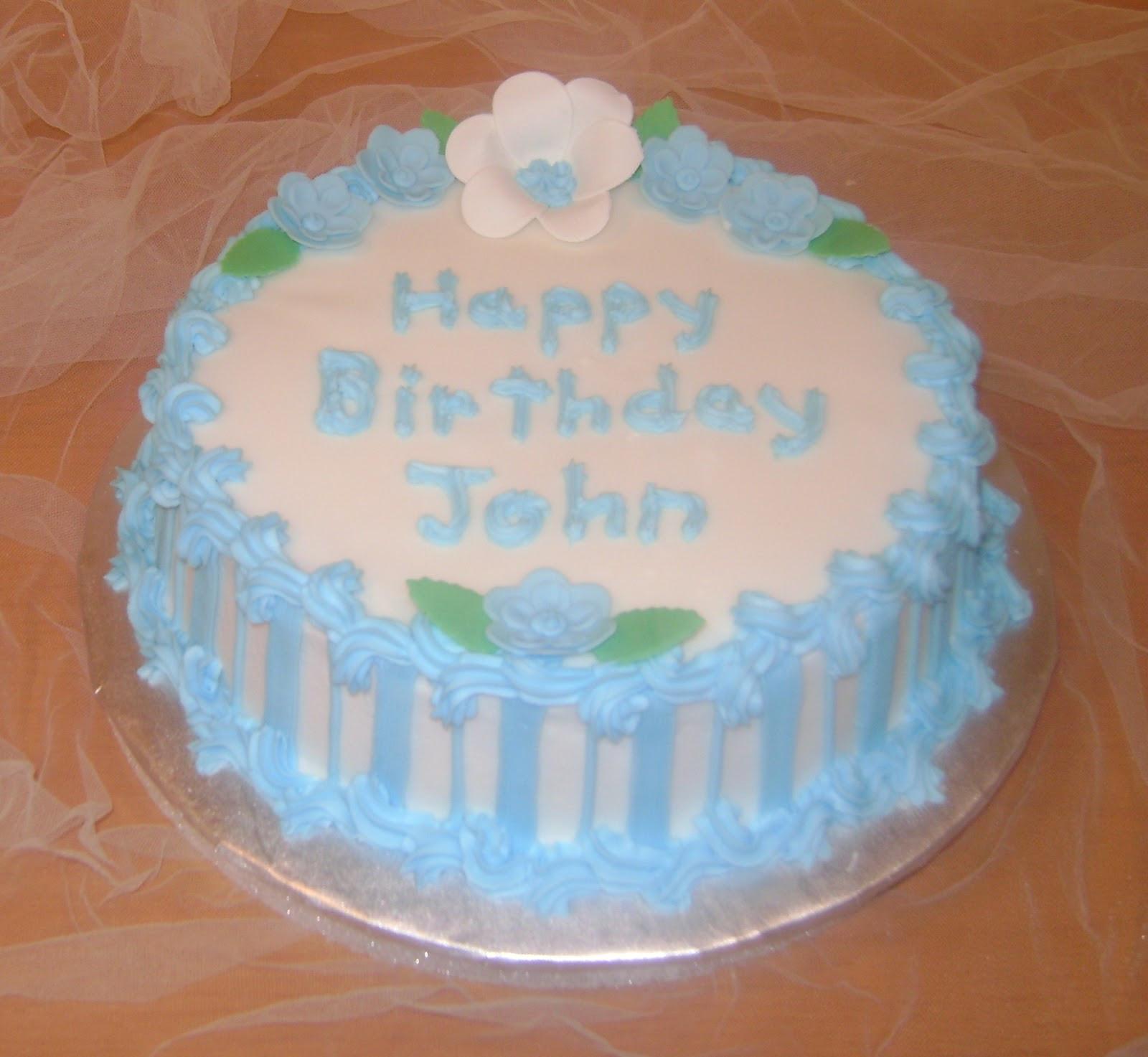 Best ideas about Happy Birthday John Cake . Save or Pin Marilyn s Caribbean Cakes Happy Birthday John Now.