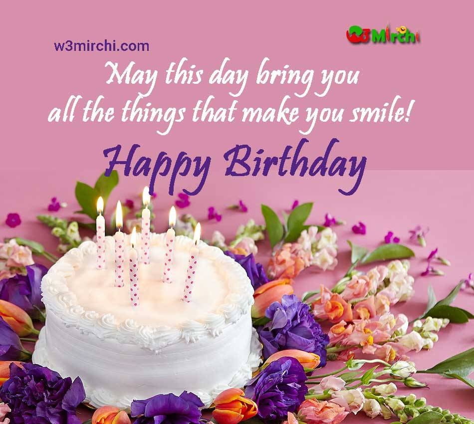Best ideas about Happy Birthday Quotes Pic . Save or Pin Happy Birthday Quotes Wall Now.
