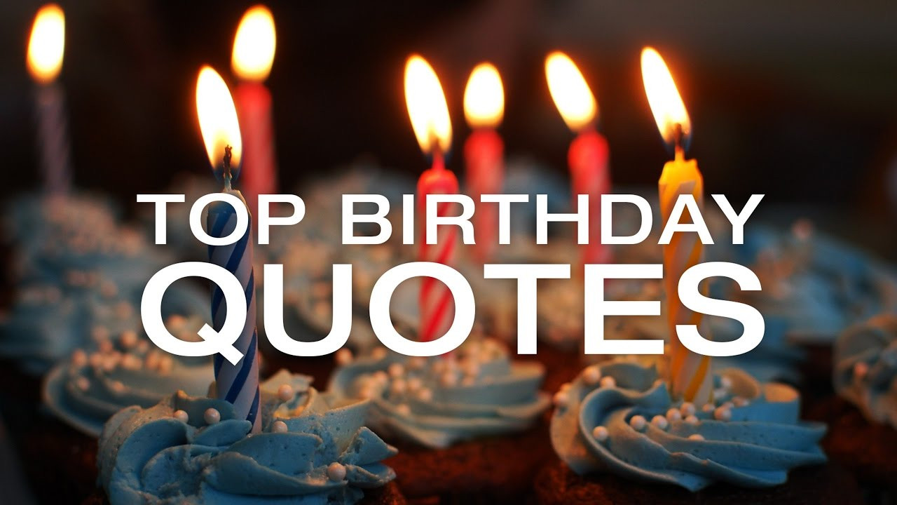 Best ideas about Happy Birthday Quotes Pic . Save or Pin Best Birthday Quotes Happy Birthday and Quotes Now.