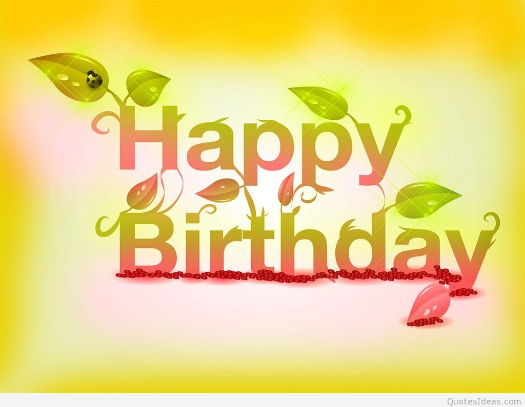 Best ideas about Happy Birthday Quotes Pic . Save or Pin Happy anniversary birthdays wallpapers cakes and wishes Now.